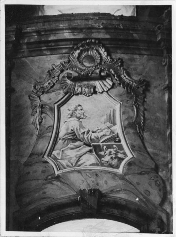 Фреска Лука (євангеліст) (1762-1765)
