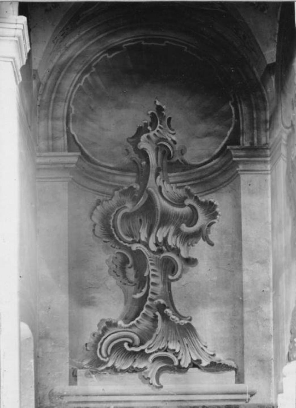 Фреска орнамент (1762-1765)