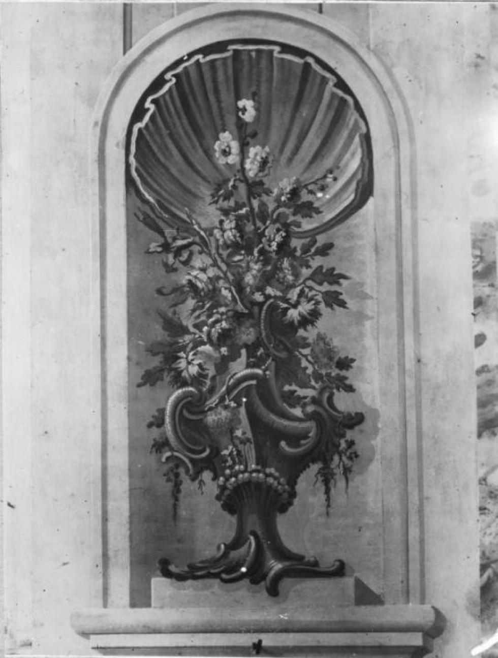 Вазон в стилі рококо (1762-1765)