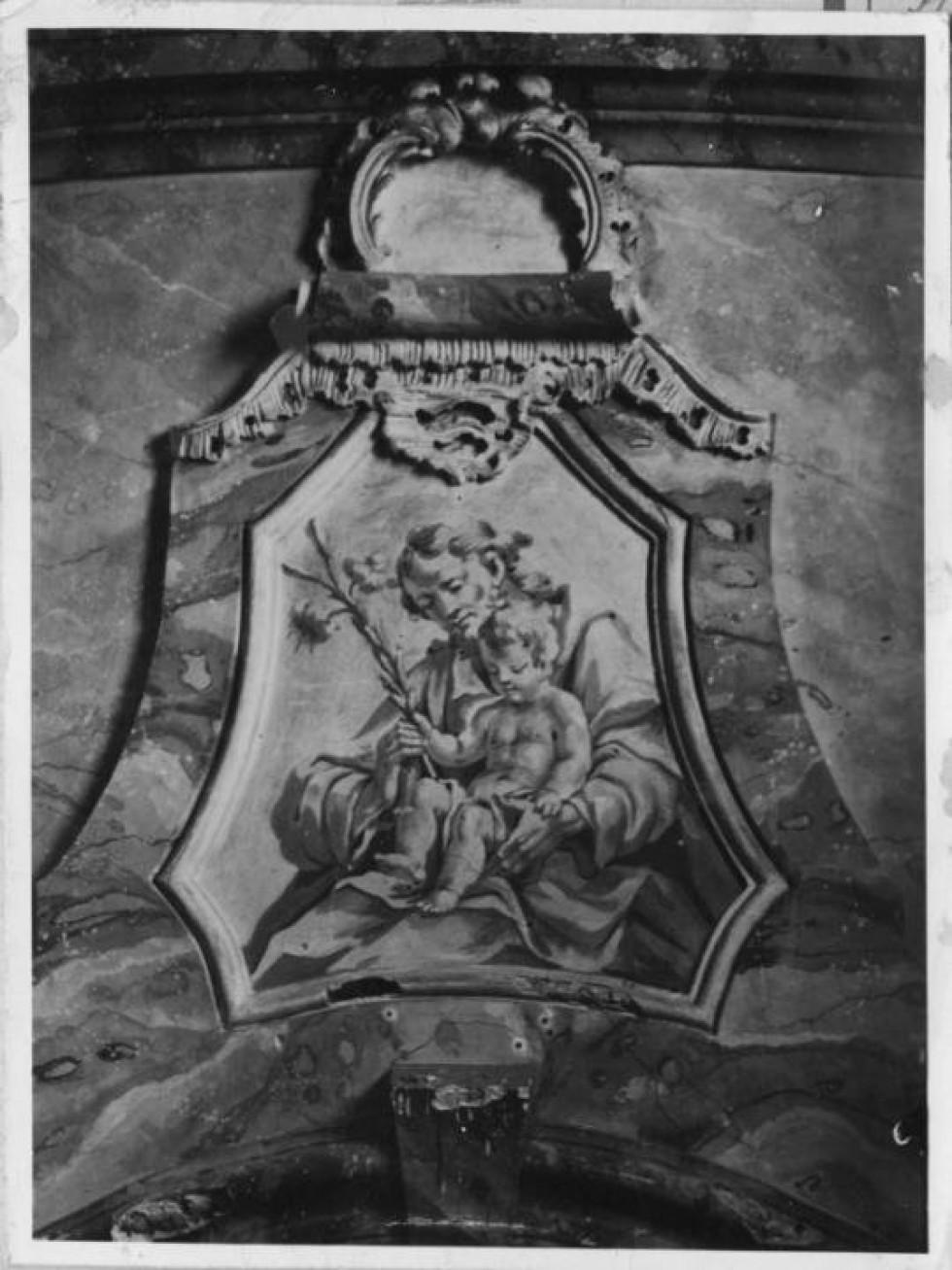Фреска Святий Юзеф (1762-1765)
