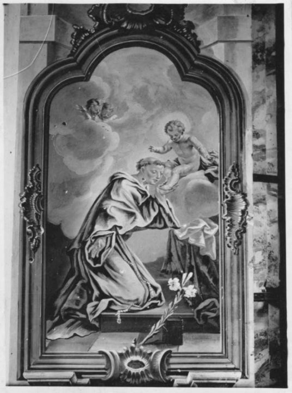 Фреска Святий Антоній (1762-1765)