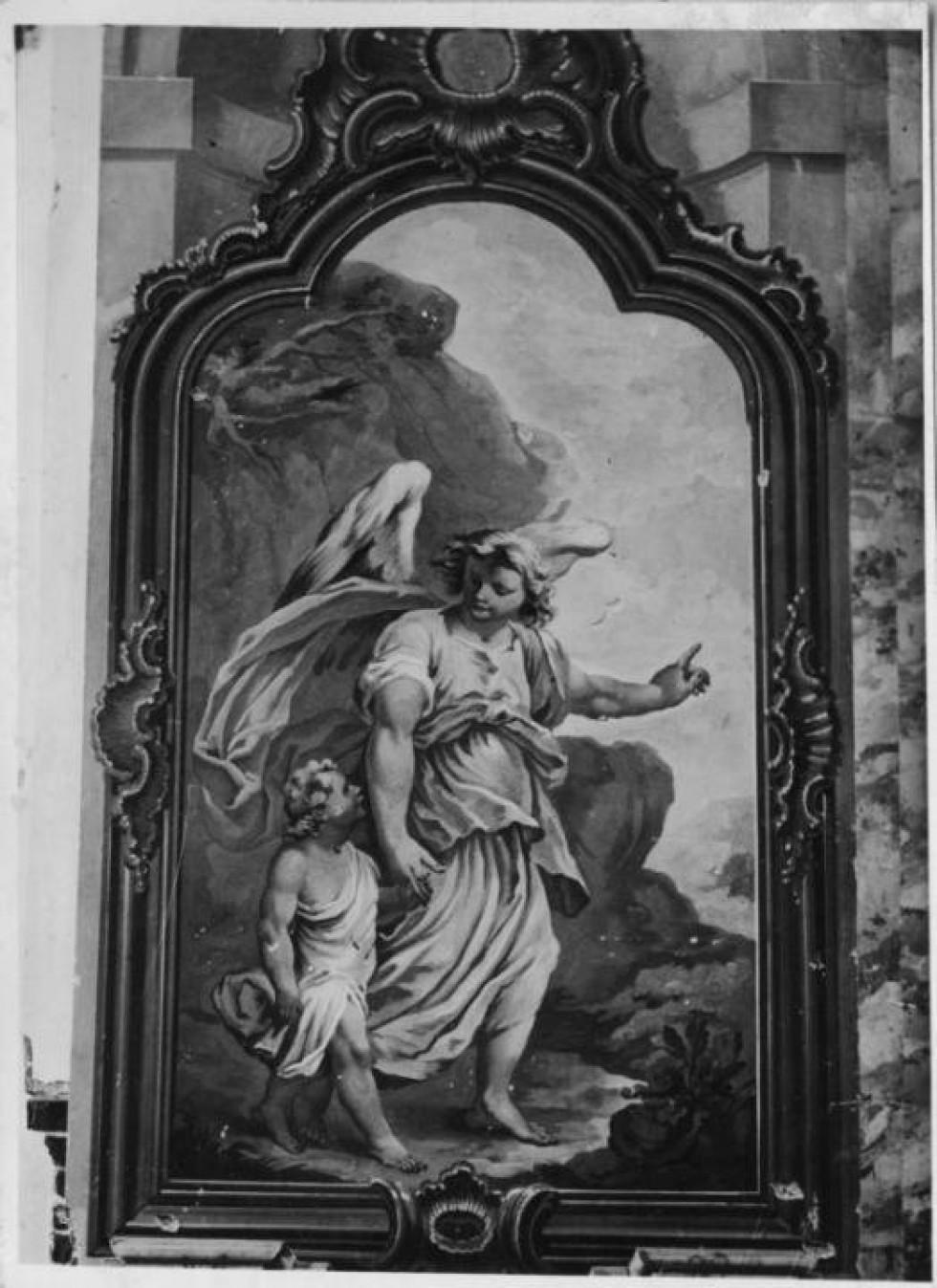 Фреска Архангел Гавриїл (1762-1765)