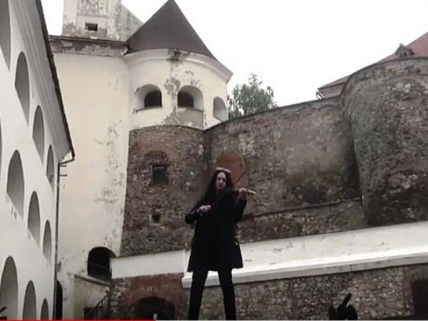 Скриалька Наталія Горщар у новому відеокліпі