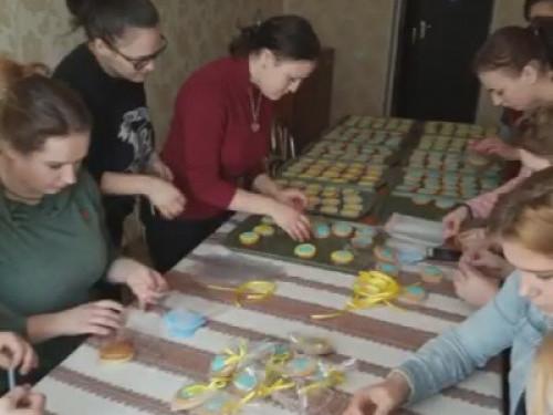 Любешівський технічний коледж став «солодким» партером mini-EdCamp