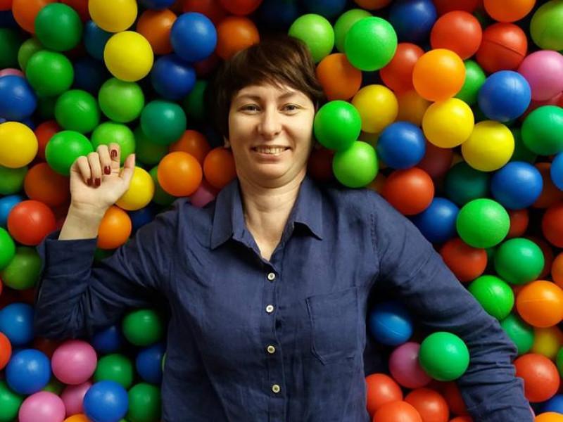 Ірина Примак, яка входить у ТОП-50 найвпливовіших жінок України у сфері бізнес-послуг