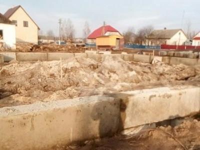 У Бірках розпочали будувати амбулаторію