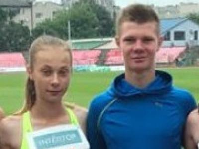 Валерія Шоломіцька й Тарас Корецький
