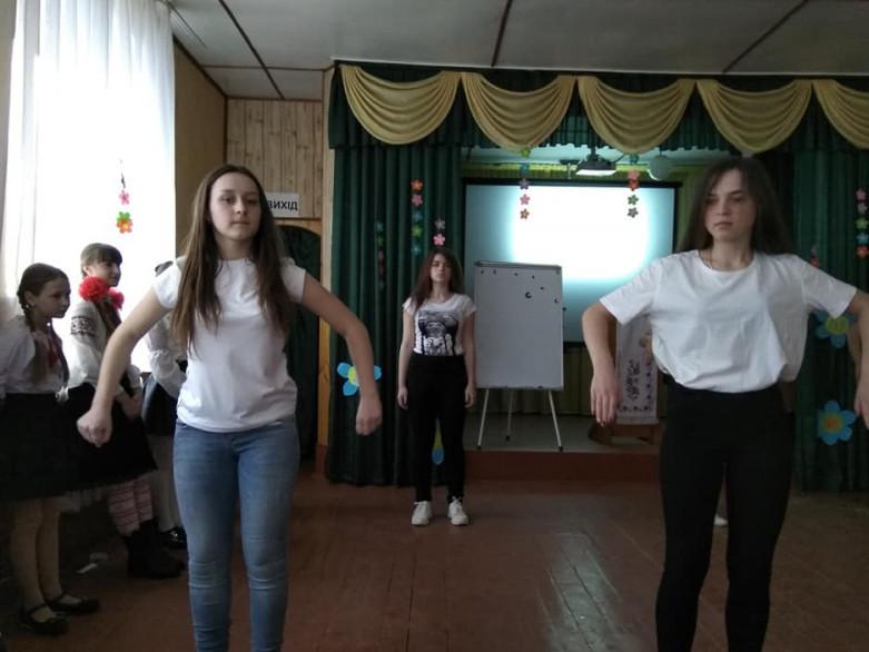 Конкурс «Україночка» в Любешівській Волі