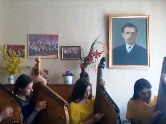 Вихованці Любешівської музичної школи