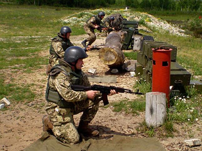 Три дні у Любешеві стрілятимуть