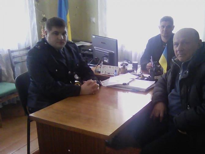 Сергій Ляшук на виїзному прийомі в Деревку