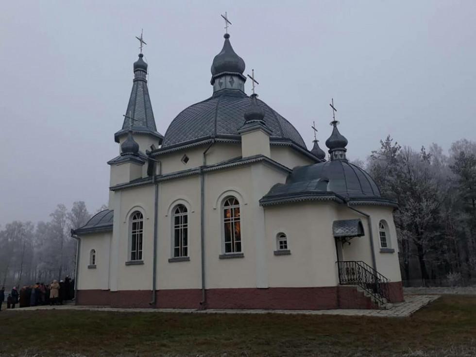 Храм Різдва Христового.
