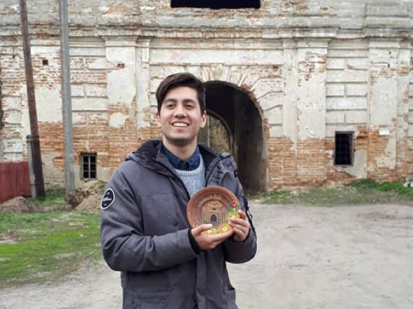 Макс Гомес у Любешеві