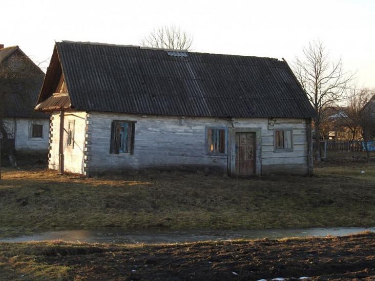 Хатина, де взимку тренувалися підлітки