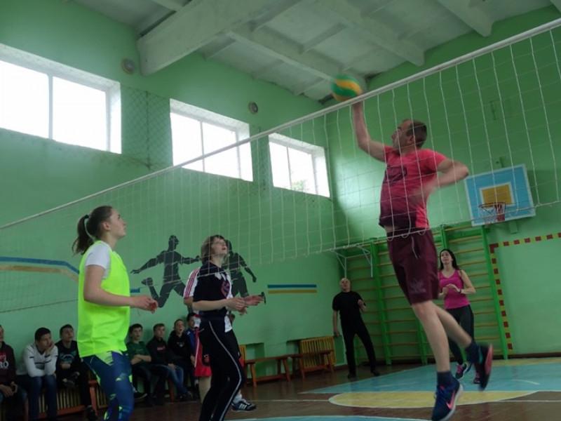 Волейбол у В'язівному