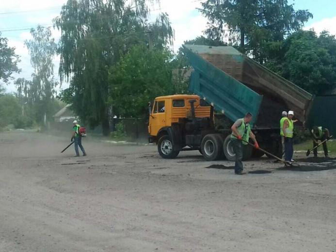 На Любешівщині запланували відремонтувати 10 доріг
