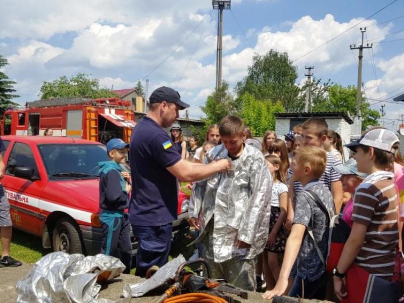«Місто професій» у Любешеві