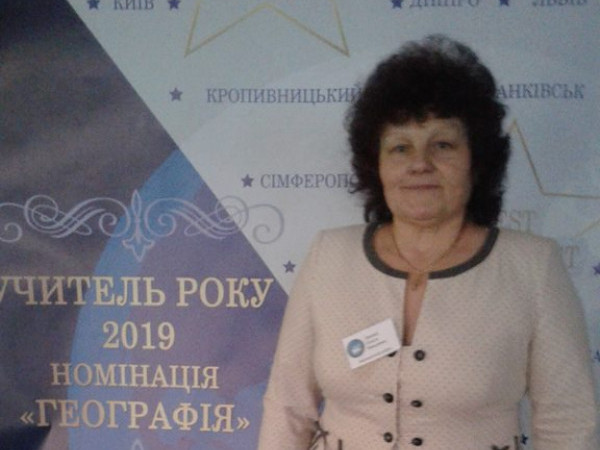 Ольга Дишко одна з тих, кому присудили премію