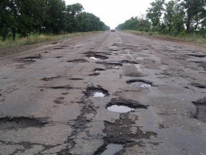 Дороги 23 округу часто нагадують решето