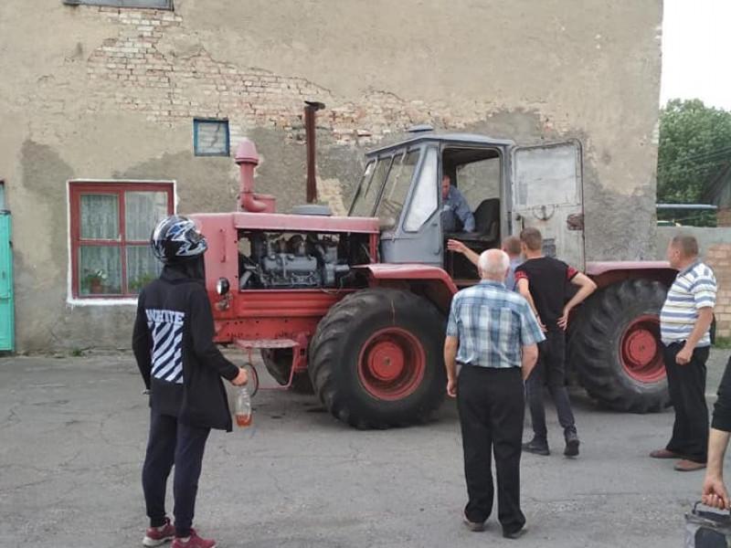 Іспити в Любешівському технічному коледжі