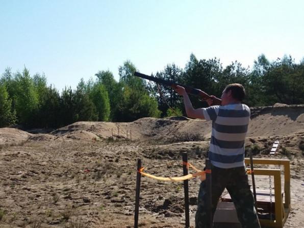 Змагання зі стрільби