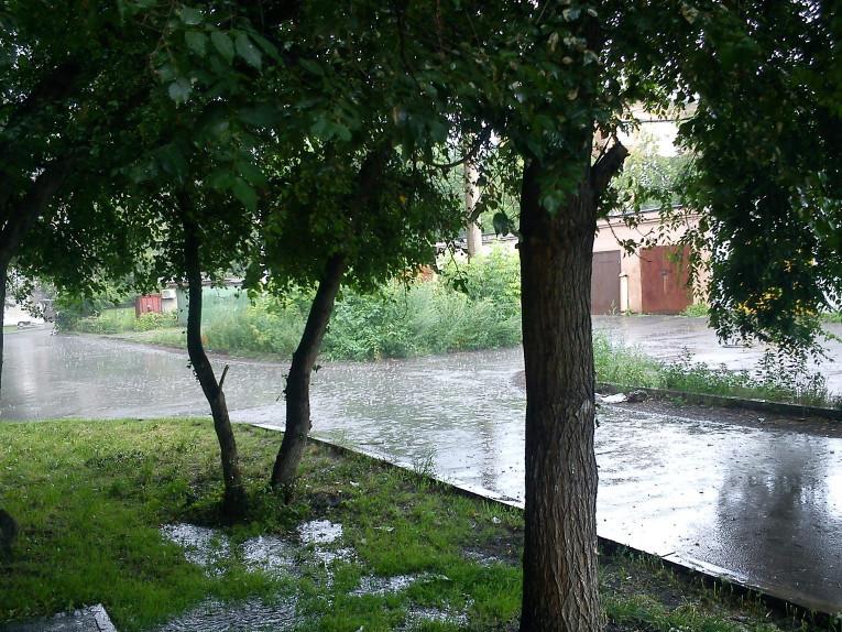 Липневий дощ