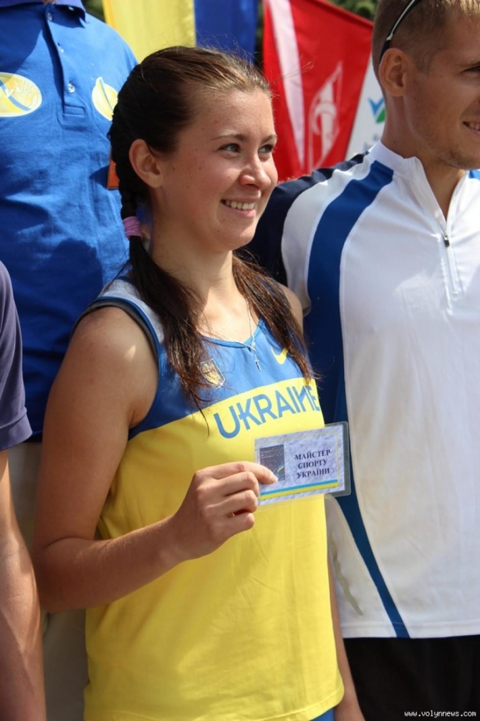 Валентина Мирончук