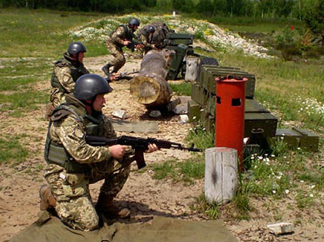 Поблизу Любешева  стрілятимуть