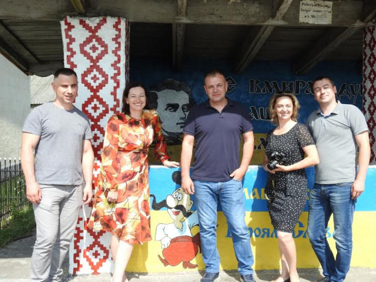 Ірина Констанкевич у Бірках