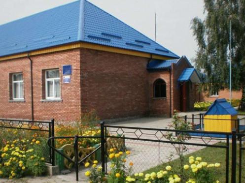 Школа в Седлищі