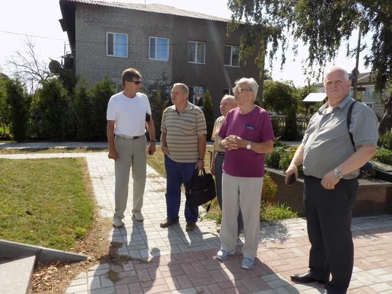 Любешівщину відвідали білоруські знавці історії