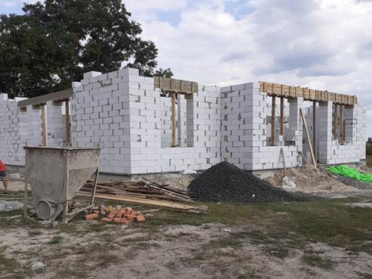 У Бірках будують амбулаторію для сімейних лікарів