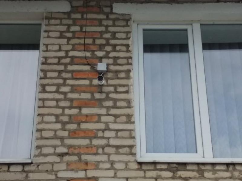 У двох дитсадках у Любешеві встановили камери відеоспостереження