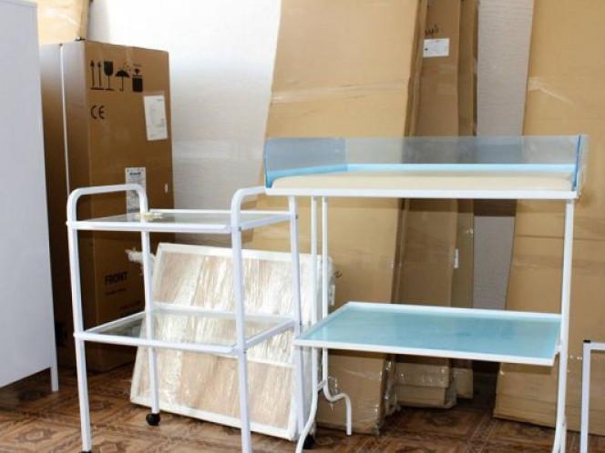 Медичні меблі / Фото ілюстративне