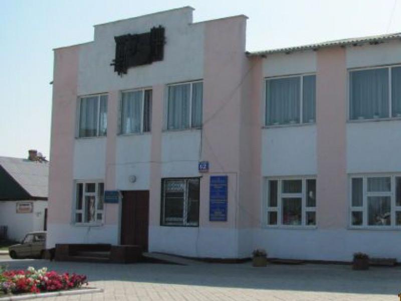 Будинок культури Любешівської селищної ради.