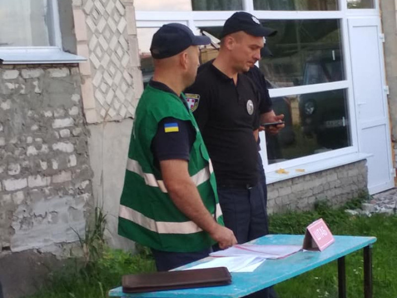 У Любешеві вчилися ліквідовувати аварію на теплотрасі