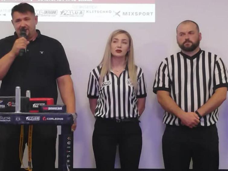 Олена Кузьмич на «KYIV OPEN CUP»