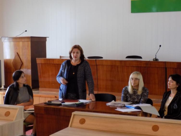 Засідання ЕПК у Любешеві