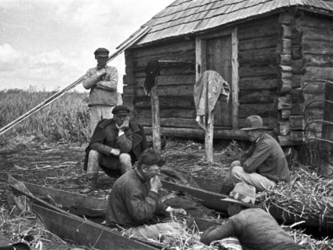 Як жили в селах на Поліссі 85 років тому