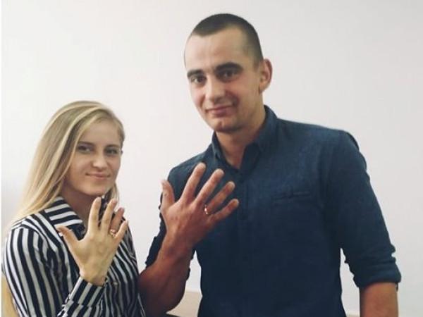Ювіллейна пара молодят