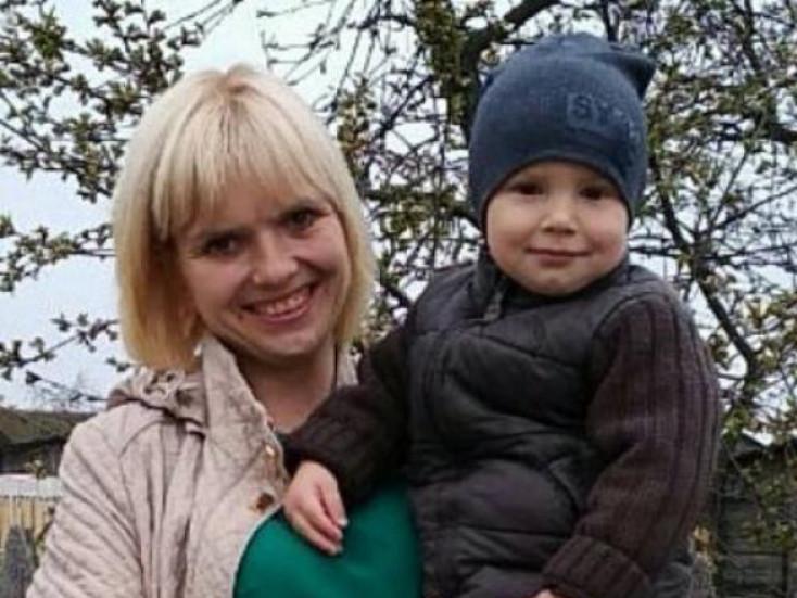 Зниклу любешівчанку з дворічним сином бачили у Луцьку