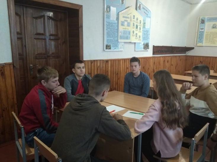 Правничі ігри в Любешівському ліцеї