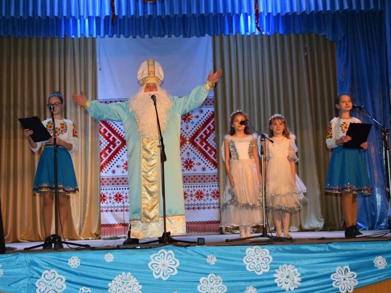 Святий Миколай у Любешеві