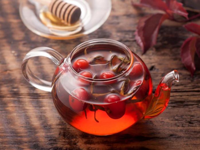 Чай із шипшини