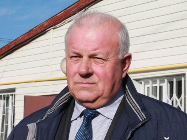 Микола Демих, керівник територіального центру соціального обслуговування