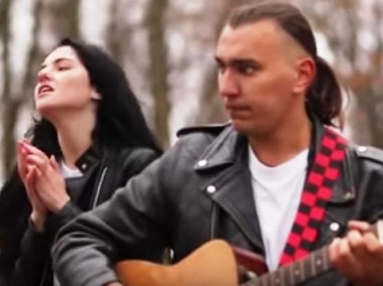Ірина Сащук та Олександр Матюк