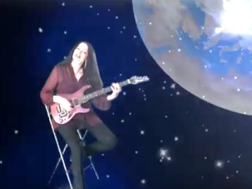 Наталія Горщар у новому відеокліпі