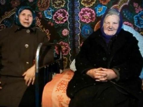 Марія Гудько та  Ганна Кламаренко
