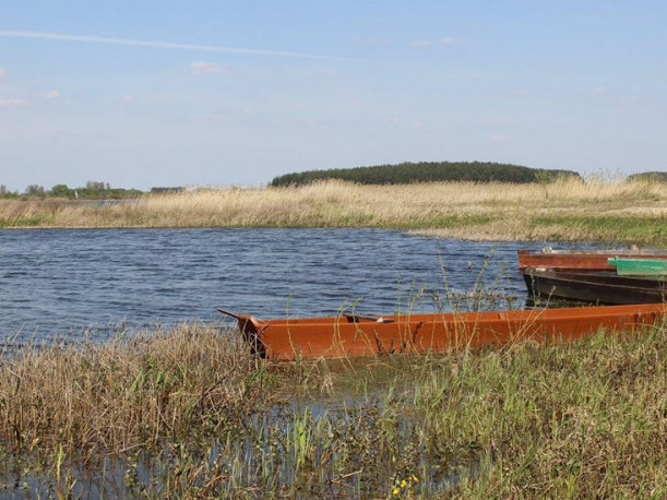 Озеро Лю'бязь