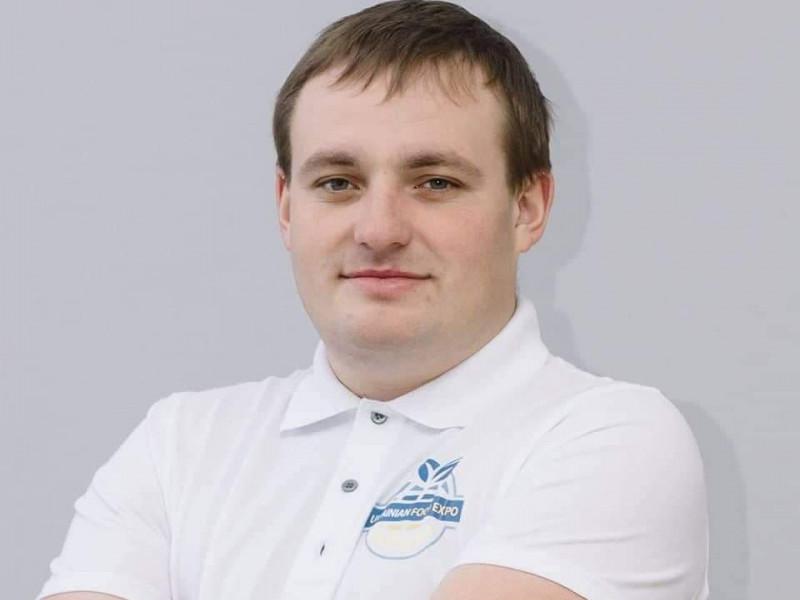 Голова Ради з питань експорту продовольства Богдан Шаповал